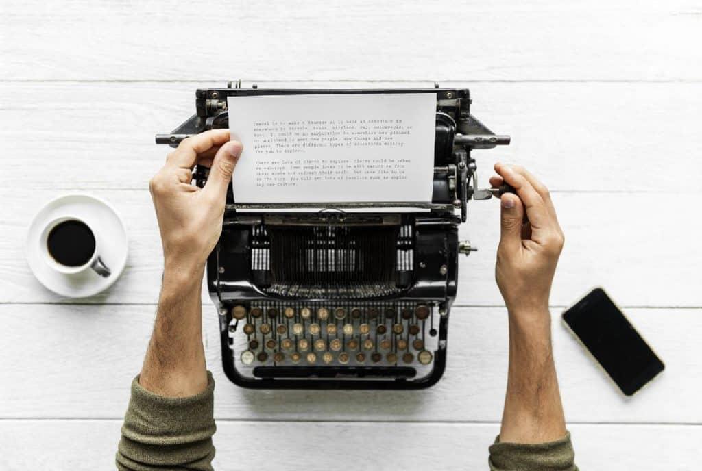 En god tekstforfatter er afgørende